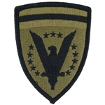 Patch, USA European Command Color