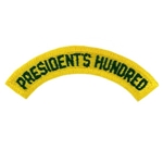 President's Hundred Tab, A-1-798