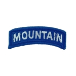 Mountain Tab, A-1-703