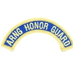 Army National Guard Honor Guard Tab, A-1-1082