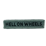 Hell on Wheels Tab, A-1-000