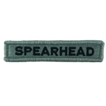 Spearhead Tab, A-1-000