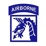13th Airborne Division, A-1-000