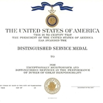 Distinguished Service Medal, Navy, Type 2
