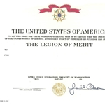 Legion of Merit, Army, Type 2