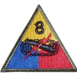 8th Armored Division, A-1-337