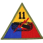 11th Armored Division, A-1-340