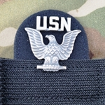 Insignia; Cap and Hat Enlisted Personnel Dress Hat