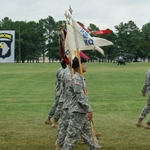 Streamers, United States Army