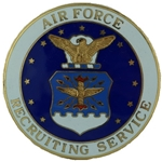 Identification Badge, Air Force Recruiting Service