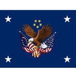 United State Federal Agency Flags