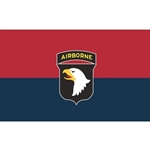 101st Airborne Division (Air Assault), Beret Flashes and Background Trimmings