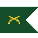 Guidons, 20-inch hoist by a 27-inch fly