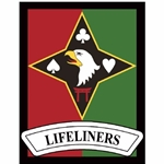 "101st Sustainment Brigade ""Life Liners"""