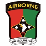 "101st Brigade Troops Battalion, ""One Team, One Fight"""