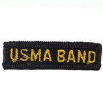 Army Band Tabs