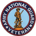 Army National Guard, Veteran Patches