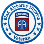 82nd Airborne Division, Veteran Patches