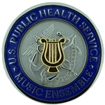 Badge, Music Ensemble, U.S. Public Health Service