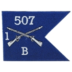 Infantry Guidons Patches