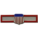 Badge, Qualification, Distinguished Military Student, ROTC U.S. Army , MIL-DTL-11132/50A