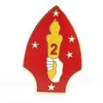 US Marine Corps Former Wartime Service Shoulder Sleeve Insignia