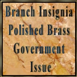 Government Issue, Polished Brass