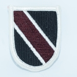 Company F (Airborne), 3rd Battalion, U.S. Army Academy of Health Sciences (USAAHS), A-4-44