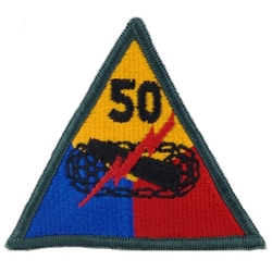 50th Armored Division, A-1-357