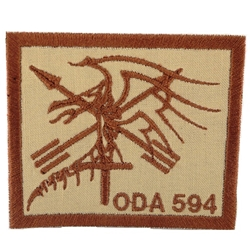 Operational Detachment Alpha (ODA) 594, Charlie Company, 3rd Battalion, 5th Special Forces Group (Airborne)