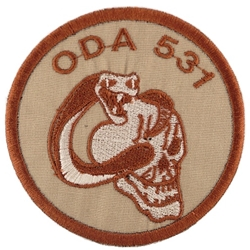 Operational Detachment Alpha (ODA) 531, Charlie Company, 1st Battalion, 5th Special Forces Group (Airborne)
