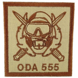 Operational Detachment Alpha (ODA) 555, Bravo Company, 2nd Battalion, 5th Special Forces Group (A), Type 2
