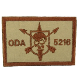 Operational Detachment Alpha (ODA) 5216, Alpha Company, 2nd Battalion, 5th Special Forces Group (Airborne)