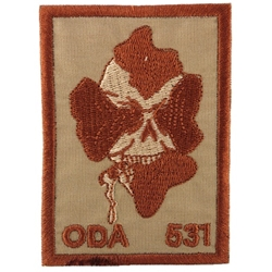Operational Detachment Alpha (ODA) 531, Charlie Company, 1st Battalion, 5th Special Forces Group (A), Type 2