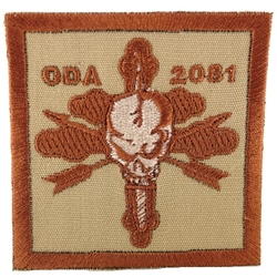 Operational Detachment Alpha (ODA) 2086, Bravo Company, 3rd Battalion, 20th Special Forces Group (Airborne)
