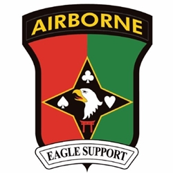 "101st Corps Support Group, ""Eagle Support"""