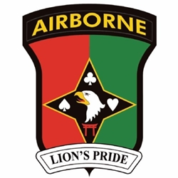 "561st Corps Support Battalion, ""Lion's Pride"""