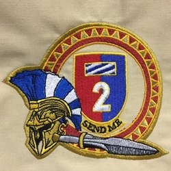 Brigade Patches