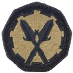 Patch, 290th Military Police Brigade, MultiCam® with Velcro®