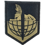 Patch, 902nd Military Intelligence Group, MultiCam® with Velcro®