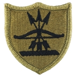 Patch, North Dakota Army National Guard, MultiCam® with Velcro®