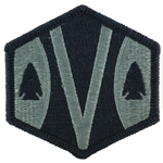 Patch, 151st Support Group, A-1-1113, ACU with Velcro®