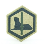 Patch, 66th Military Intelligence Group, MultiCam® with Velcro®