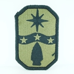 Patch, 371st Sustainment Brigade, MultiCam® with Velcro®