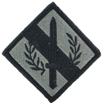 Patch, 201st Regional Support Group, A-1-1112, ACU with Velcro®