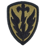 Patch, 504th Battlefield Surveillance Brigade, MultiCam® with Velcro®