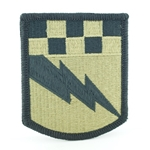 Patch, 525th Battlefield Surveillanc Brigade without Airborne Tab, MultiCam® with Velcro®