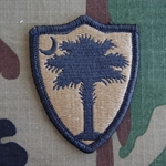 Patch, South Carolina Army National Guard, MultiCam® with Velcro®