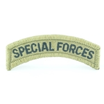 Patch, Special Forces Tab, MultiCam® with Velcro®