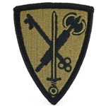 Patch, 42nd Military Police Brigade, MultiCam® with Velcro®